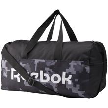 Reebok Act Core Graphic Grip Medium Bag, Black