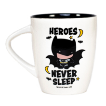 Hero Core Mug, Batman - Heroes Never Sleep