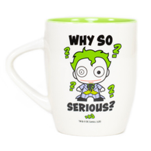 Hero Core Mug, Joker - Why So Serious