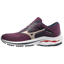 Wave Inspire 17, Women's, India Ink/Gold/Ignition Red