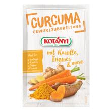 Kurkuma s mrkvom, đumbirom i dodatnim začinima, 20 g
