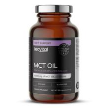 MCT Oil, 120 kapsul