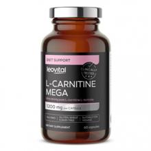 L-Carnitine Mega, 60 kapsul