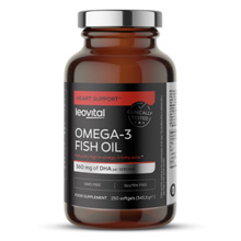 Omega 3, 250 Softgel Kapseln