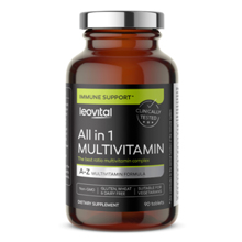 All in 1 Multivitamin, 90 tableta