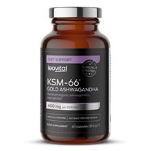 KSM-66 Gold Ashwaganda, 60 Kapseln