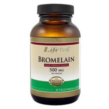 Mega Bromelain, 30 kapsula