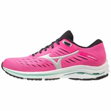 Wave Rider 24, Women's, Pink Glo/Nimbus Cloud/Atlantis