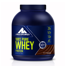 100% Pure Whey Protein, 2000 g