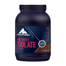 100% Pure Whey Isolate, 725 g
