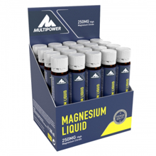 Magnesium Easy Move Liquid, 20 ampul