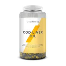 Cod Liver Oil, 90 caps