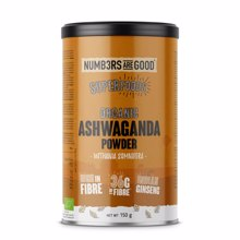 Ashwagandha Powder, Organic, 150 g