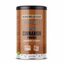 Cinnamon Powder, Organic, 150 g