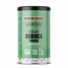 Moringa Powder, Organic, 150 g