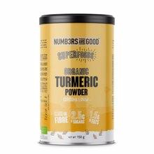 Turmeric Powder, Organic, 150 g