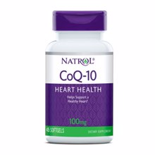 CoQ-10 100 mg, 60 Kapseln