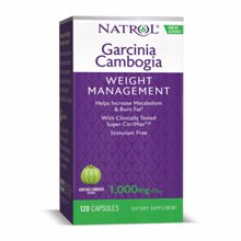 Garcinia Cambogia Super Citrimax, 120 Kapseln