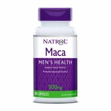 Maca 500 mg, 60 Kapseln