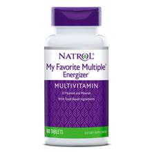 My Favorite Multiple Energizer, 60 Tabletten