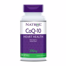 CoQ-10 200 mg, 45 kapsula