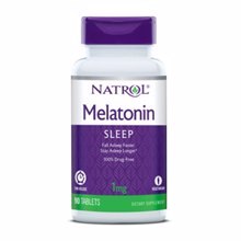 Melatonin Time Release 1mg, 90 tableta