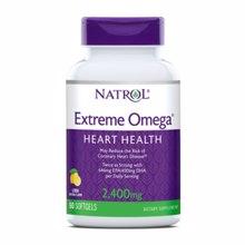 Extreme Omega, 60 softgelova