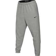 Nike Dri-Fit Tapered Pants, Dark Grey Heather/White