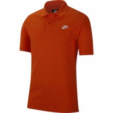 Nike Sportswear Polo Shirt, Manga Orange