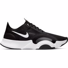 Nike Super Rep GO Training Shoe, Black/Dark Smoke Grey/White
