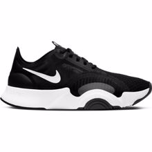 Nike SuperRep GO Women's Shoes, White/Black/Grey