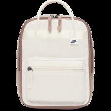 Nike Tanjun Women's Mini Pale Backpack, Ivory/Desert Dust/Black