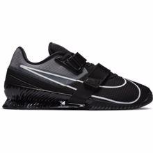 Nike Romaleos 4 Weightlifting Shoe, Black/White