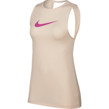 Nike Essential Women's Swoosh Washed Tank, Pink