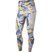 W Leggings One 7/8 Printed Light Thistle/White