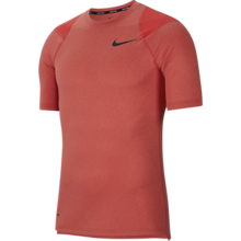 Shirt Nike Pro Breathe SS Track Red/Black