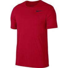 Nike Mens's Superset Train T-Shirt, University Red/Black