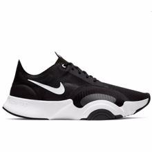 Nike Super Rep GO Training Shoe, Black/Dark Smoke Grey/White