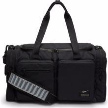 Nike Brasilia (Small) Training Duffel Bag, Black/Black/White