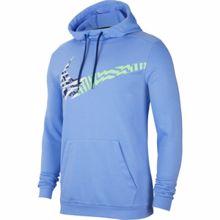 Nike Dri-Fit Fleece Hoodie, Royal Pulse