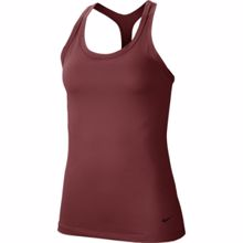 Nike Get Fit Women's Yoga Training Tank, Cedar/Black