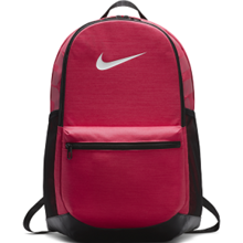 Nike Brasilia (Medium) Training Backpack, Pink/Black