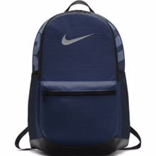 Nike Brasilia (Medium) Training Backpack, Midnight Navy/Black