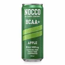 NOCCO BCAA+ Apple, 330 ml