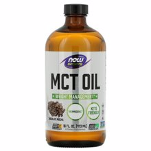 MCT Oil Liquid, 473 ml