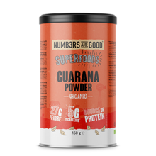 Guarana Powder, Organic, 150 g