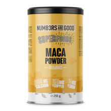 Maca Powder, Organic, 250 g