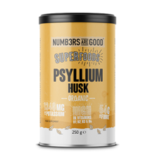 Psyllium Husks Powder, Organic, 250 g