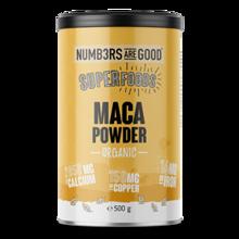 Maca Powder, Organic, 500 g