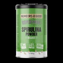 Spirulina Powder, Organic, 150 g
